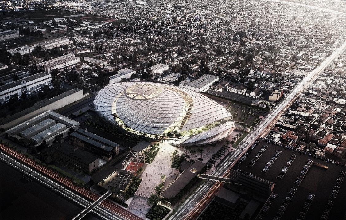 De casa nova: Los Angeles Clippers divulga imagens da sua nova arena