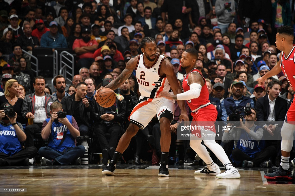 Resumen del Portland Trail Blazers vs Los Ángeles Clippers en NBA (117-122)