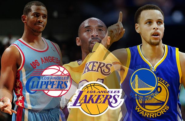 NBA preview , ep. 10: Golden State Warriors, Los Angeles Lakers e Los Angeles Clippers
