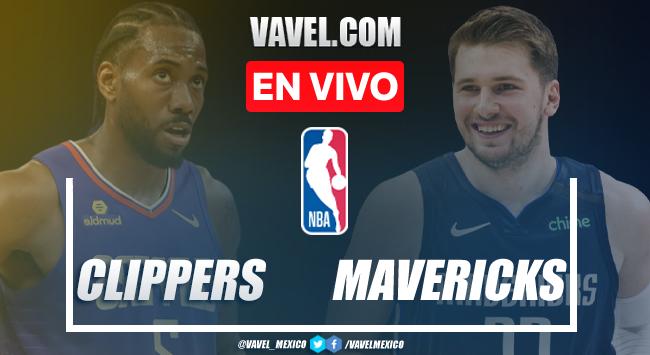 Resumen y anotaciones del Séptimo Juego Mavericks 111-126 Clippers en la NBA 2021