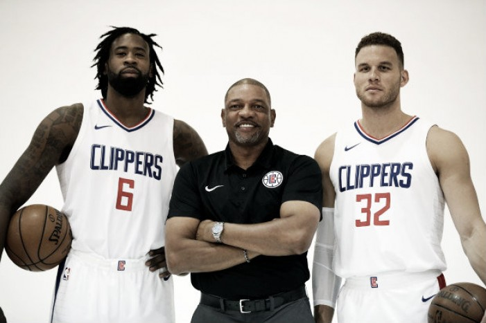 NBA - Los Angeles Clippers media day, le parole di Doc Rivers e Blake Griffin