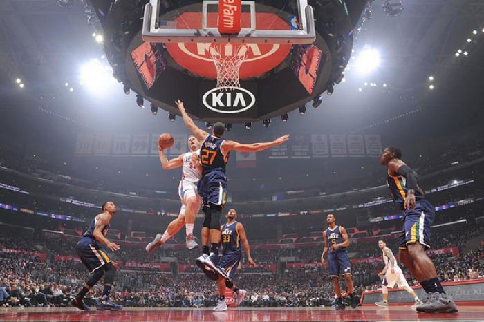 NBA Sunday - Utah dura un tempo, i Clippers vincono ancora (88-75)