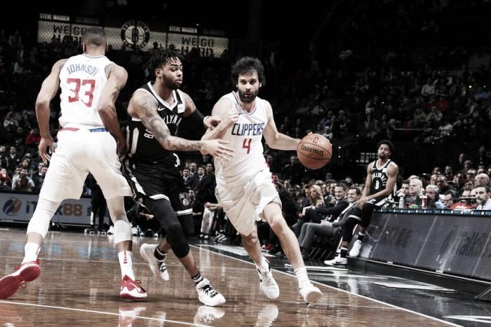 Clippers sin problemas de visitante