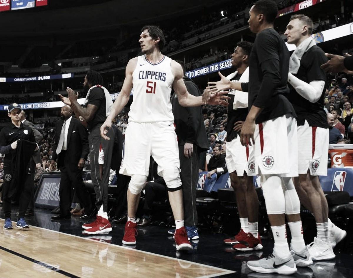 Remontada para un triunfo vital de Los Clippers
