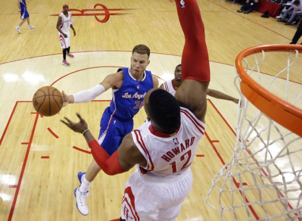Los Angeles Clippers vs Houston Rockets Live Stream Updates and 2015 NBA Scores in Game 2