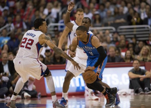 Oklahoma City Thunder vs. Los Angeles Clippers: Preview