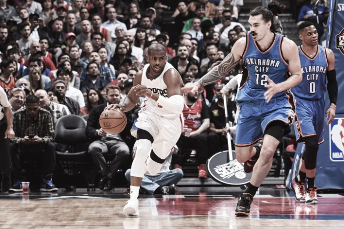Nba, clamoroso harakiri dei Thunder contro i Clippers (103-98)