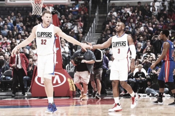 Los Angeles Clippers improve to 6-1 after dominate victory over Detroit Pistons