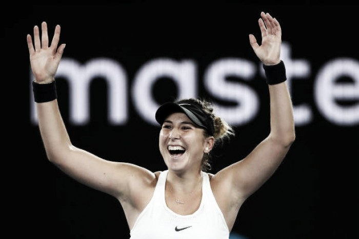 On The Line podcast: Australian Open round one review