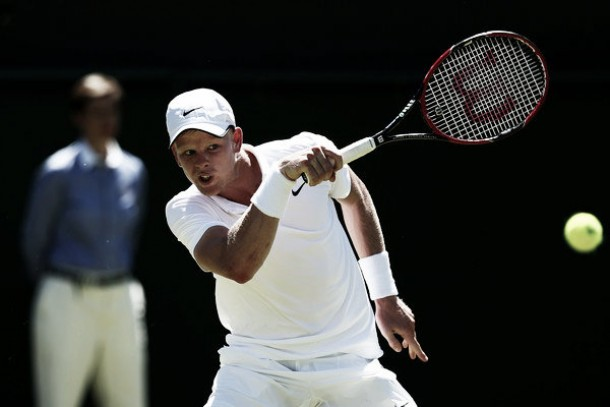 Copa Davis 2015. Kyle Edmund: juventud sin presión