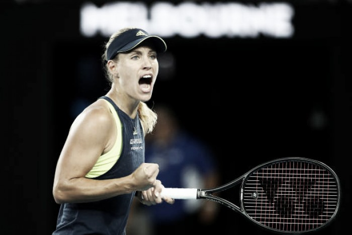 As expected: Maria Sharapova advances at Australian Open