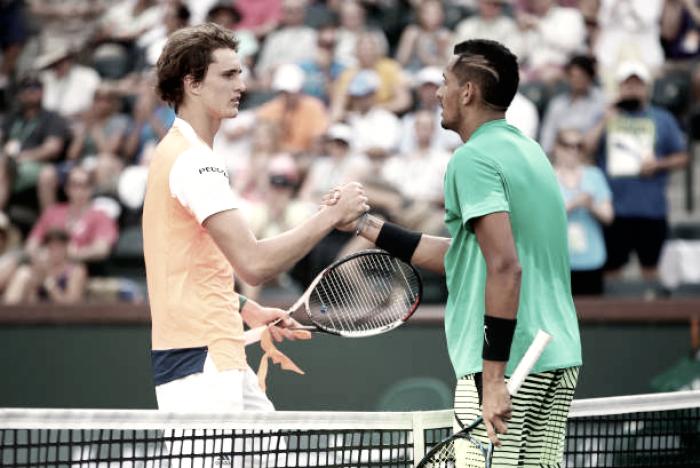 ATP Miami quarterfinal preview: Alexander Zverev vs Nick Kyrgios