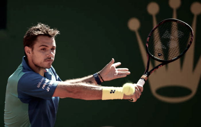 ATP Monte-Carlo:Stan Wawrinka made to work hard, but impresses, as he sees off Jiri Vesely