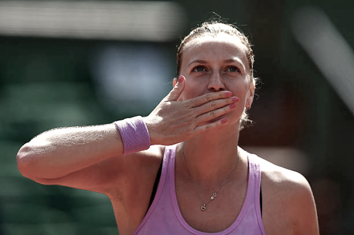 Petra Kvitova set to be in action at Wimbledon, could play at French Open next week
