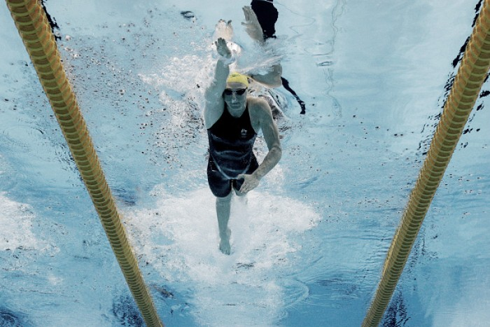 Rio 2016: Cate Campbell in charge of 100-meter freestyle ...