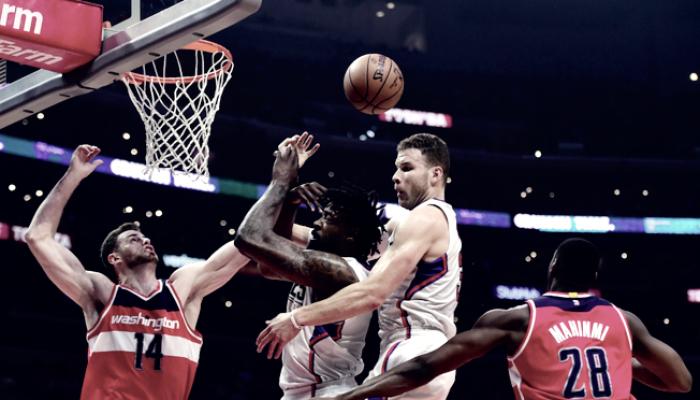 NBA - Riscatto Clippers allo Staples Center, Washington al tappeto nonostante Wall (133-124)