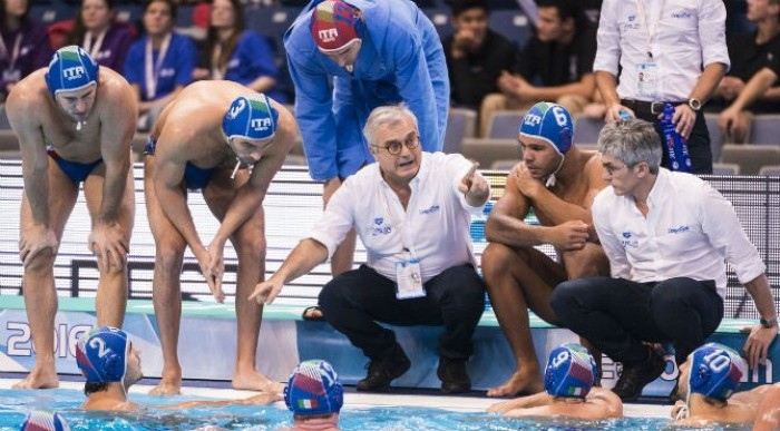 Pallanuoto - World League, Final Eight: il Settebello torna alla vittoria con il Giappone