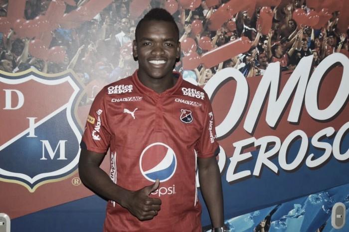 Carlos Ibargüen es nuevo jugador del Medellín