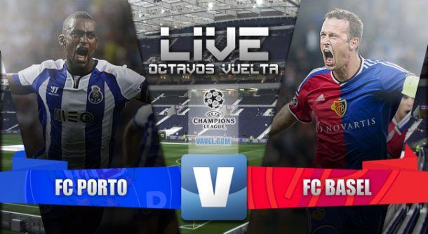 FC Porto x Basileia    na Liga dos Campeões (4-0)