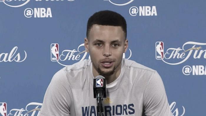 """Curry diz que jogo 7 é especial e que precisa jogar sua melhor partida: """"O título é o objetivo"""""""
