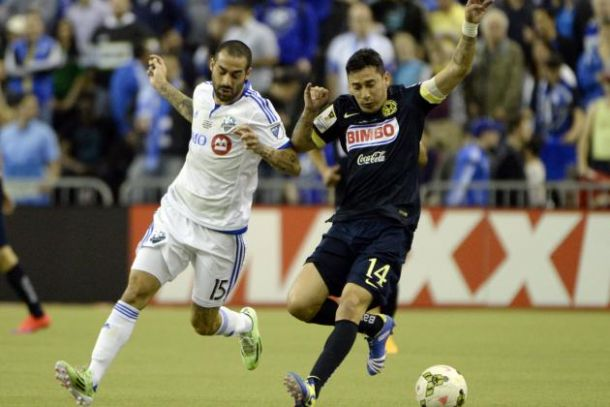 Club America Forcefully Control Second Half to Win CONCACAF Champions League Crown Over Montreal Impact