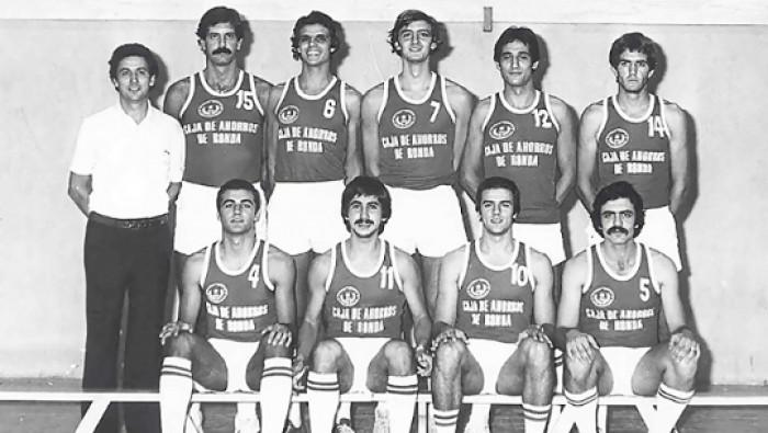 Repaso a la historia del Unicaja Málaga