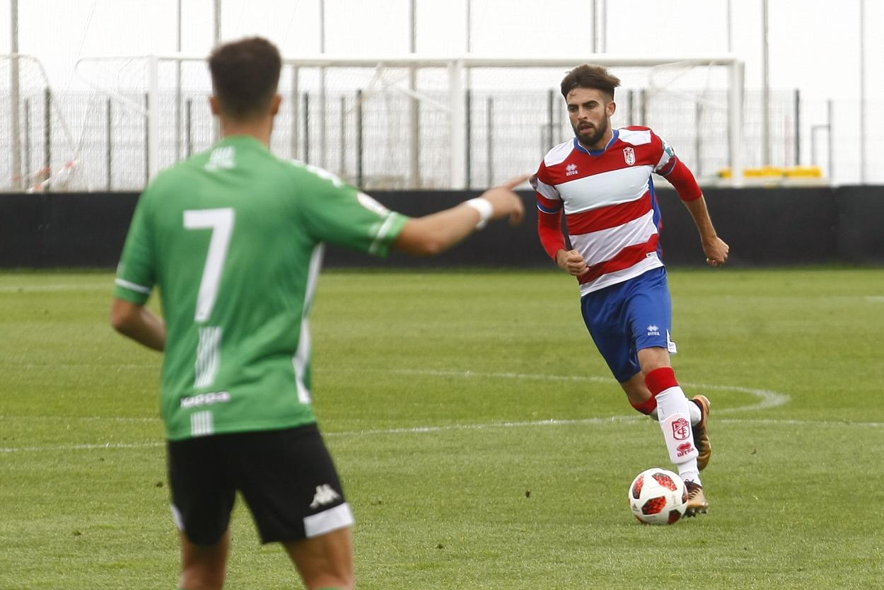 Recreativo Granada - Atlético Sanluqueño: hora de reaccionar