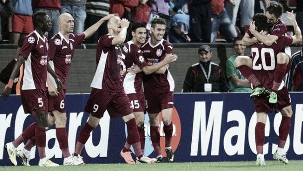 Cluj declarou falência
