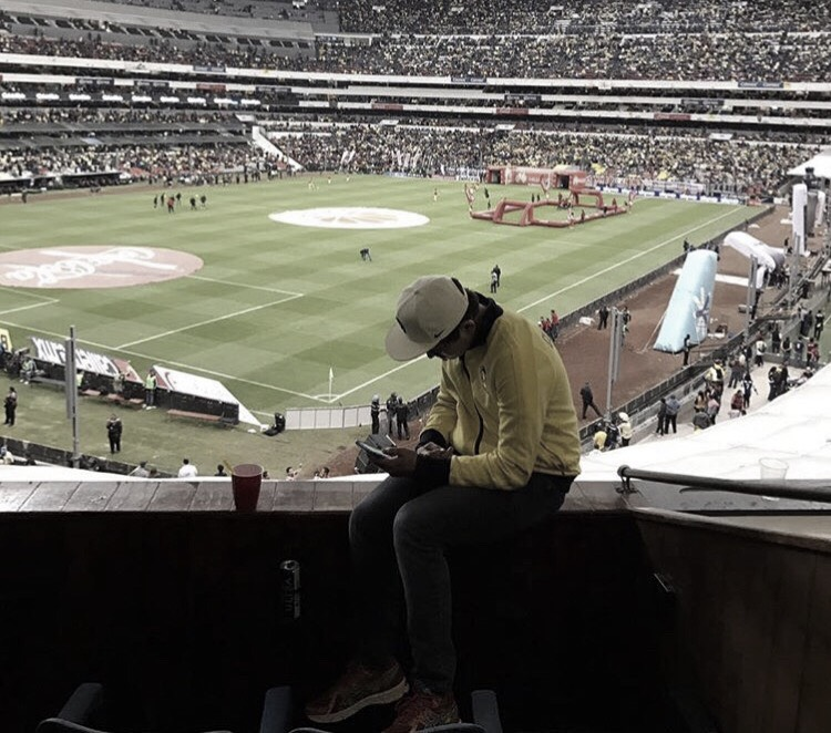 El aficionado más leal del Club América
