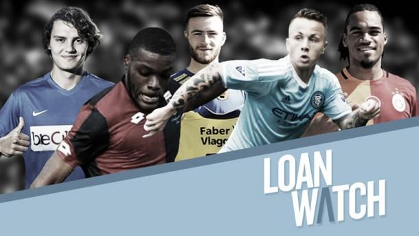Manchester City: Loan Watch