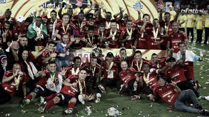 Marrugo se iluminó y la sexta para el Medellín llegó