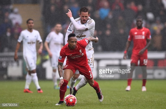 Liverpool complete turnaround to see off Swansea at the Liberty Stadium