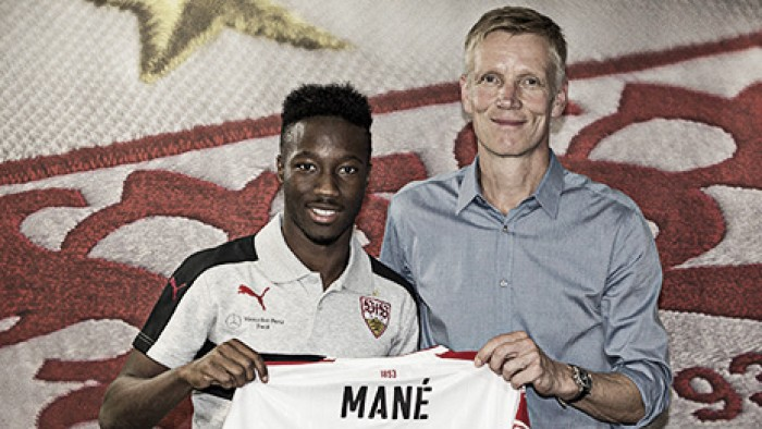 Mané makes Stuttgart switch