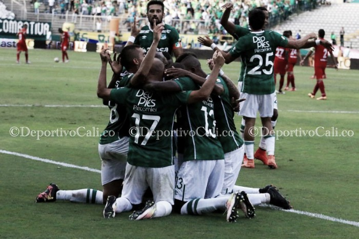 Deportivo Cali- Cortuluá: Puntuaciones Cali Primera Fecha Liga Águila II