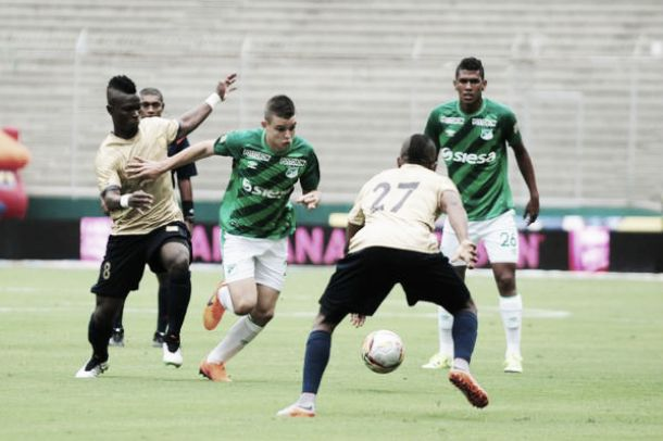 Triste resultado del Deportivo Cali en Palmaseca