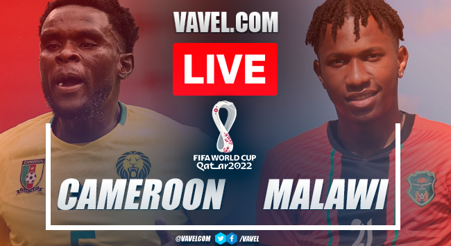 Goals and highlights: Cameroon 2-0 Malawi in 2022 World Cup Qualifiers