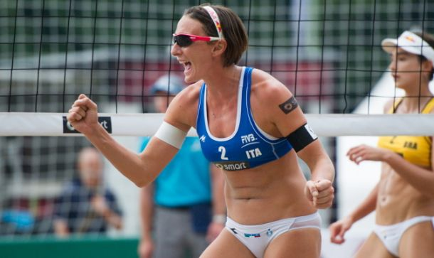 Beach Volley: 13 mesi di squalifica per Cicolari, lei chiede ricorso all'Alta Corte del CONI