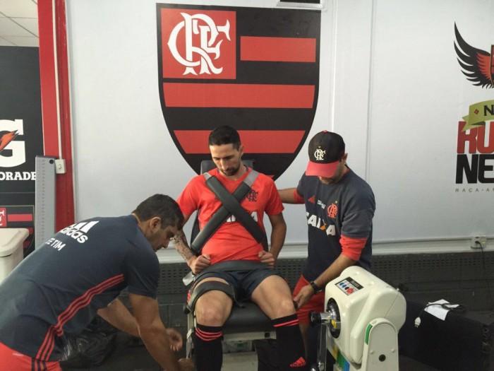Flamengo anuncia contratação do zagueiro Alejandro Donatti