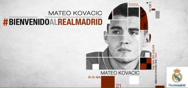 Real Madrid, ufficiale l'arrivo di Kovacic
