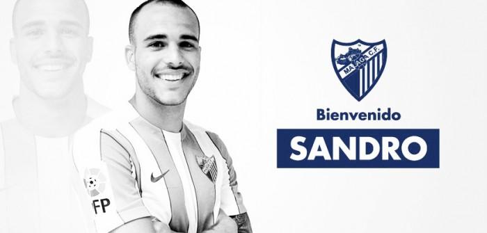 Ex-Barcelona, atacante Sandro Ramírez fecha com Málaga por três temporadas