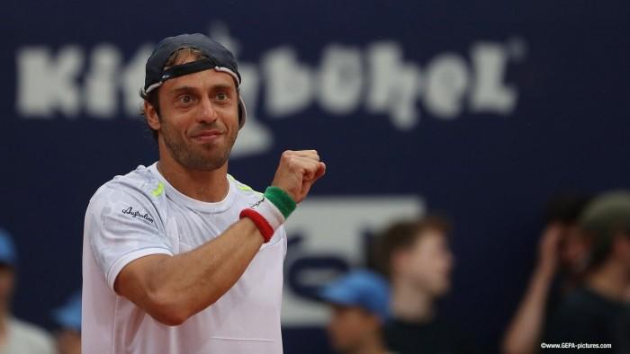 ATP - Lorenzi oggi in finale a Kitzbuhel, Fognini in semifinale a Umago