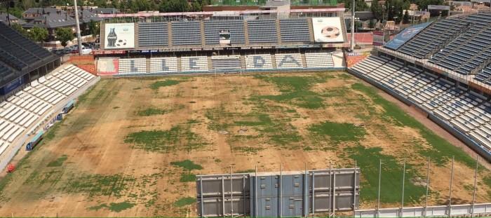 El Lleida solicita aplazar sus dos primeros partidos en casa