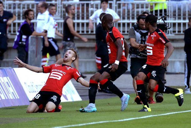 Le Roi Lyon dompté par sa Rennes...