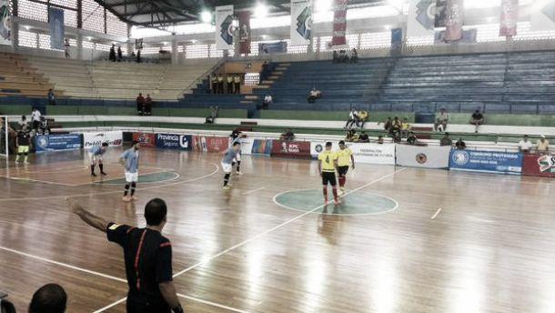 Colombia ya está en semifinales de la Copa América de Futsal