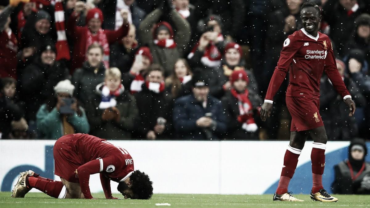 Mohamed Salah: um elo entre cristãos e muçulmanos no futebol