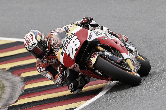 No drama if Marc Marquez fails to win German GP