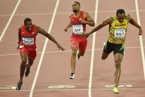 Atletica, Beijing 2015: oro Bolt, si inceppa Gatlin