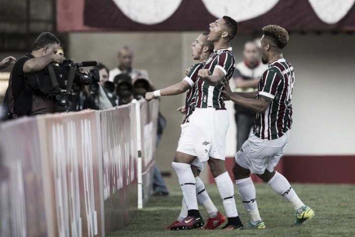 Fluminense constrói resultado no primeiro tempo, vence e empurra Cruzeiro para zona do rebaixamento