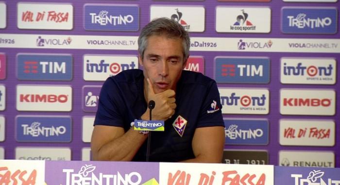"""Fiorentina - Sousa dopo l'amichevole: """"Rossi sta migliorando, ma non c'è solo lui"""""""
