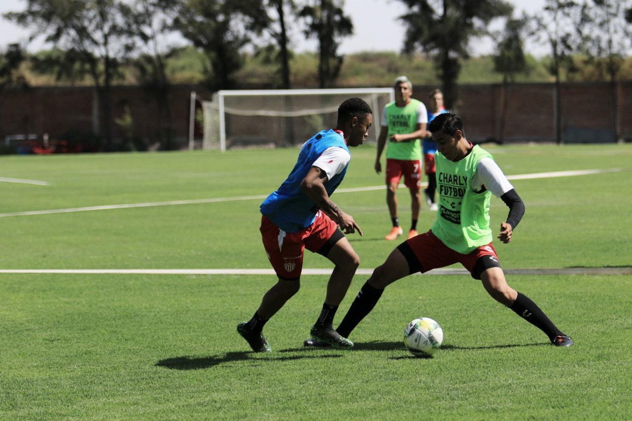 Necaxa anuncia sus partidos de preparación